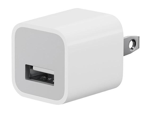 Apple MD810LL A 5W USB Power Adapter Wall Charger For IPod IPhone