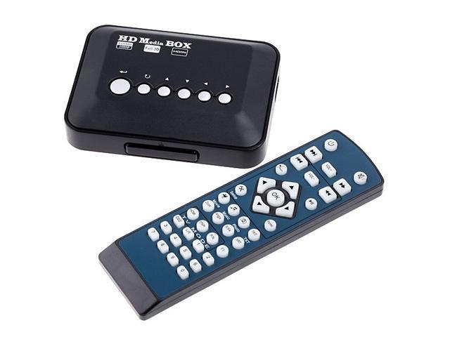 1080P HD USB HDMI SD/MMC Multi TV Media Player RMVB MKV - Newegg com
