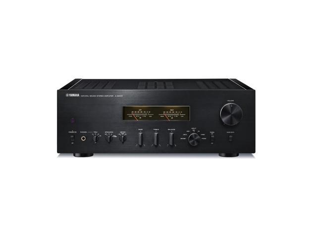 yamaha a s2100 integrated amplifier black. Black Bedroom Furniture Sets. Home Design Ideas