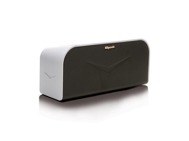 Klipsch KMC 1 Music Center Portable Bluetooth Speaker (White)