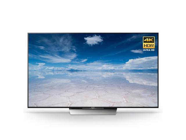 "Sony XBR-55X850D 55"" Class 4K HDR Ultra HD Smart TV With WiFi"