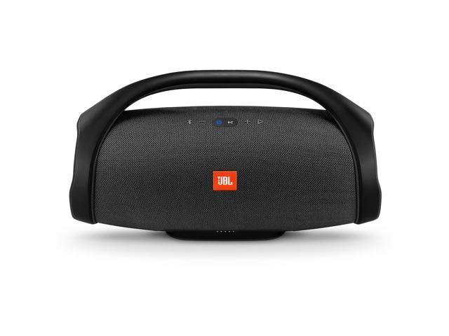 JBL Boombox Portable Bluetooth Waterproof Speaker (Black) - Newegg com