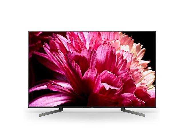 "Sony XBR55X950G 55"" BRAVIA 4K Ultra HD HDR Smart TV"