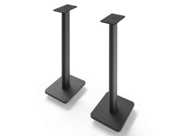 "Kanto SP26PL 26"" Bookshelf Speaker Stands - Pair (Black)"