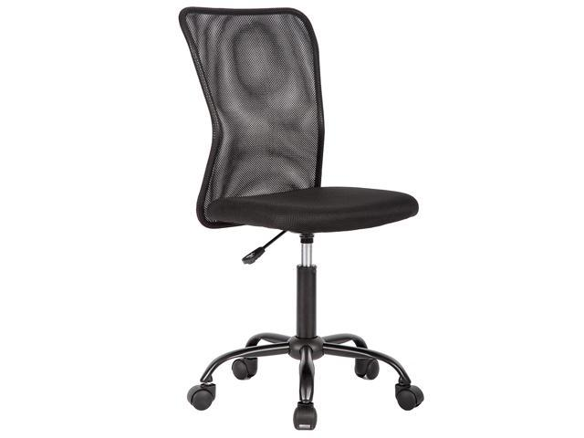 Mesh Office Chair Computer Middle Back Task Swivel Seat