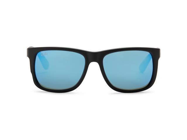 fa15c67fdf Ray-Ban Justin Color Mix Sunglasses 55mm Black Frame - Newegg.com