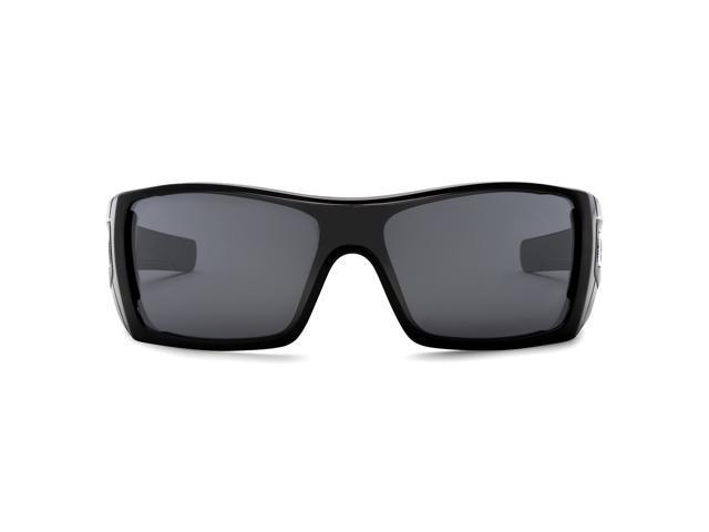 Oakley Batwolf Lenses >> Oakley Batwolf Sunglasses Black Ink Frame Newegg Com