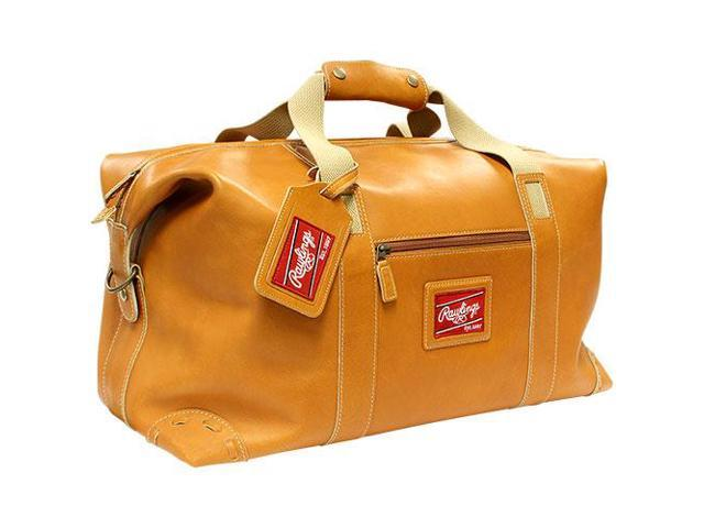 Rawlings Hohduftl Heart Of The Hide Leather Duffle Bag Tan
