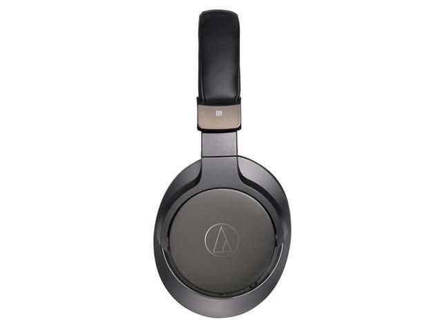 a535c74ab64 Audio-Technica - ATH SR6BT Wireless On-Ear Headphones - Black ...