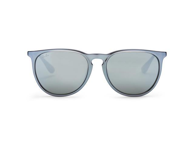 0bdec99522 Ray-Ban Erika Color Mix Sunglasses (Gray and Silver Silver Mirror ...