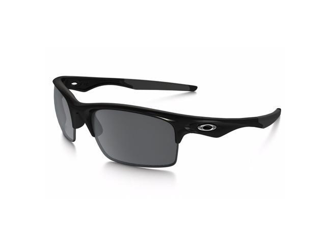 58895bc875 Polarized Oakley Bottle Rocket Sunglasses (Polished Black) - Newegg.com