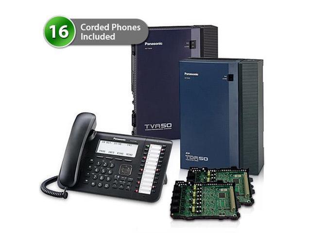 Panasonic Kx Tda50g Dt546 1card Vm Hybrid Ip Pbx Telephone