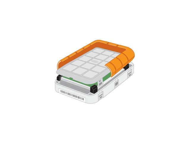 Lacie 1tb Rugged Triple Mobile Drive Usb 3 0 Model Steu1000400