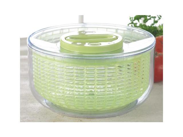 Zyliss Smart Touch Salad Spinner Review