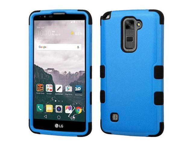 info for c80f7 40dff LG Stylus 2 Plus Stylo 2 Plus MS550 K550 K530 K535 Hard Cover and Silicone  Protective Case - Hybrid Natural Dark Blue/ Black Tuff - Newegg.com