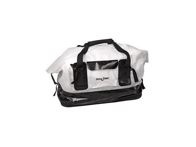fc699ff8c DRY PAK DP-D1CL Waterproof Duffel Bag, Reinforced Clear, Large - Kwik Tek
