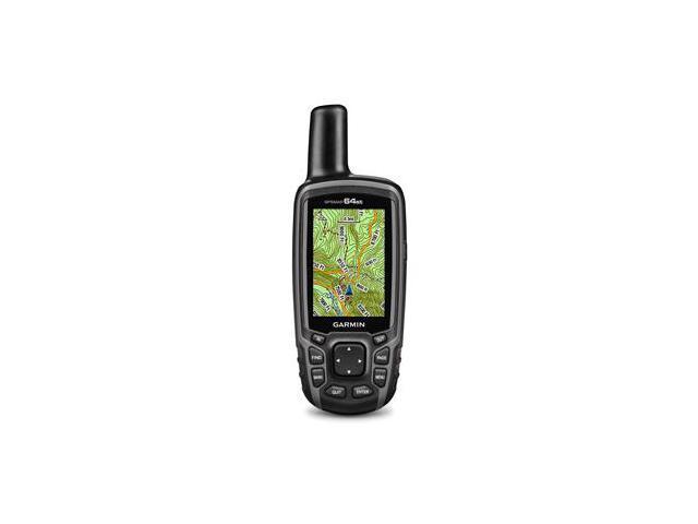 Garmin GPSMAP® 64st Handheld GPS - TOPO USGarmin - 010-01199-20