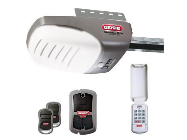 Genie 37281v Garage Door Opener With 3 4 Hpc Dc Chain