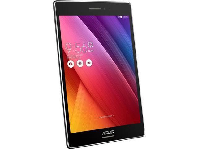 "ASUS ZenPad S 8.0"" Z580CB1BK Intel Atom Z3530 (1.33 GHz) 2 GB Memory 32 GB Flash Storage Android 5.0 (Lollipop) Tablet"