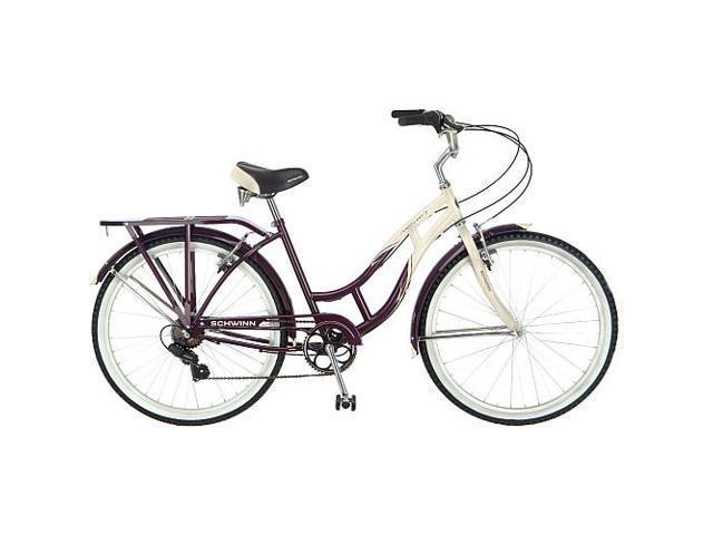 Schwinn 26 Women's Sanctuary 7 Cruiser Bike - Newegg com