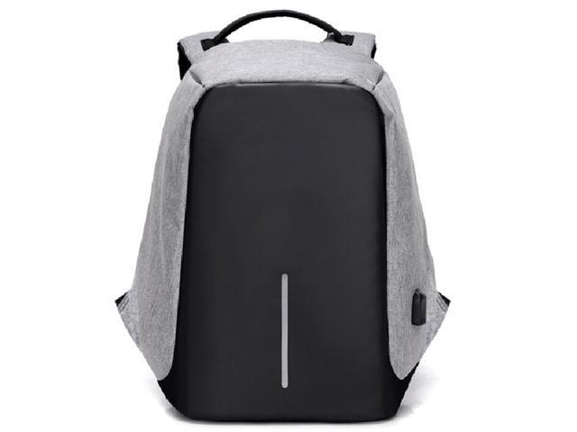 Multifunction Large Capacity Laptop Backpack Oxford School Bags Camera Bag  Business Travel Unisex Knapsack with USB bb109b4af9f72