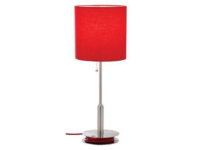 Ok Lighting 15 H Satin Brass Finish Table Touch Lamp Ok 5106sd