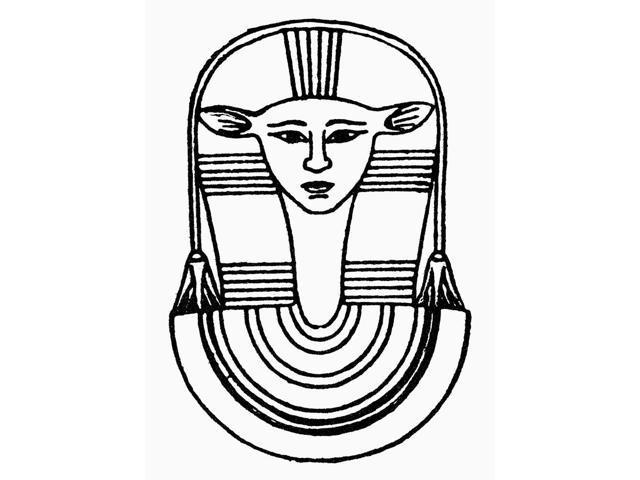 Egyptian Symbol Hathor Nhathor The Ancient Egyptian Goddess Of The