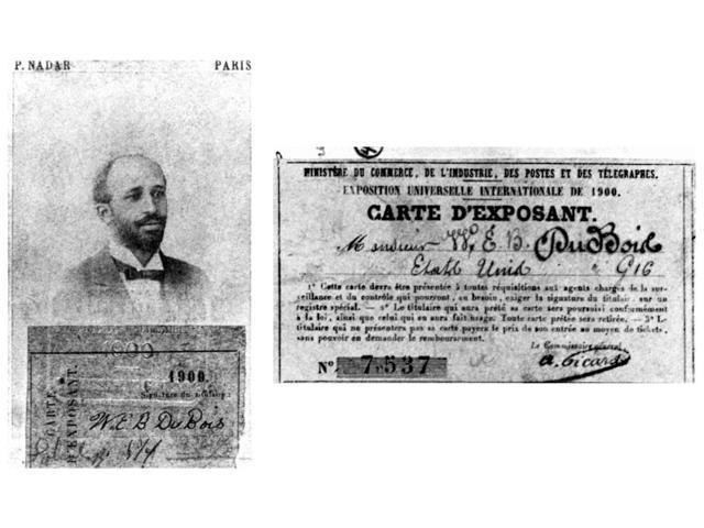 WEB Du Bois 1868 1963 Namerican Educator Editor And Writer Identification