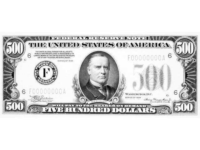 The Evolution Of 20 Bill
