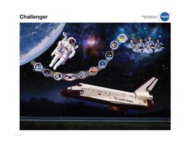 space shuttle challenger specs - photo #35