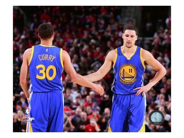 best sneakers 5d84d 0e4bd Stephen Curry & Klay Thompson 2014-15 Action Photo Print (8 x 10) -  Newegg.com