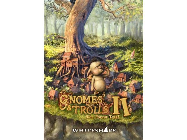 Posterazzi MOVIB01873 Gnomes & Trolls-The Forest Trial Movie Poster - 27 x  40 in  - Newegg com