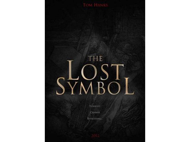 Posterazzi Movgb07143 The Lost Symbol Movie Poster 27 X 40 In