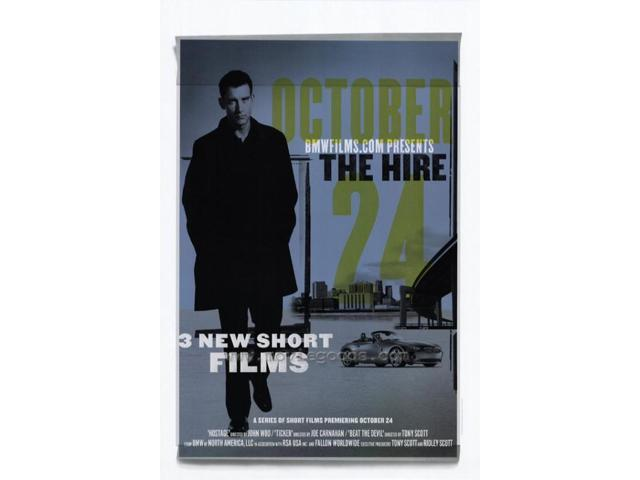 the hire ticker movie poster 27 x 40 neweggcom