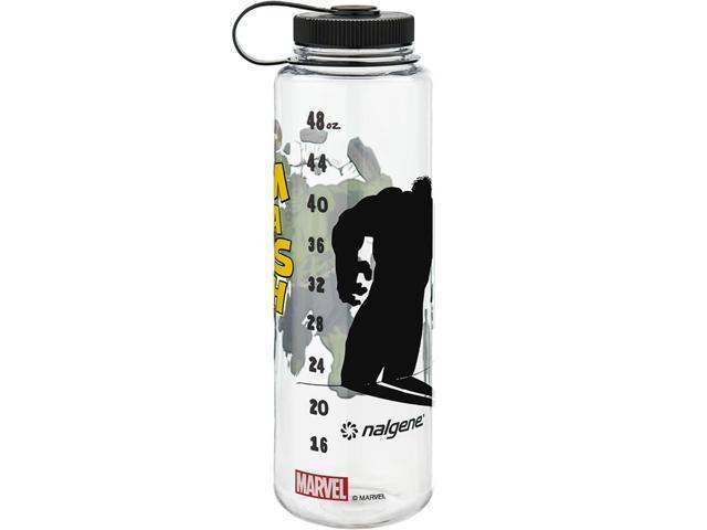 30c52409b7 Nalgene Marvel Tritan Wide Mouth Water Bottle - 48 oz. - Hulk ...