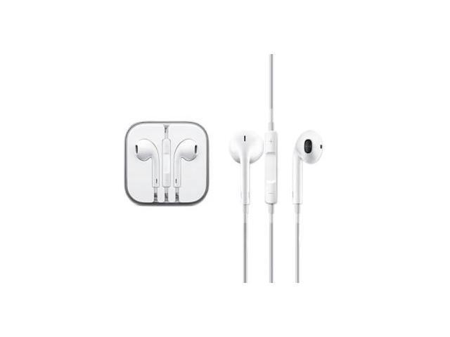 New Original OEM Apple Premium White EarPods Earphones Headphones with  Remote and Mic For iPhone 5 43fd01c9aeba9