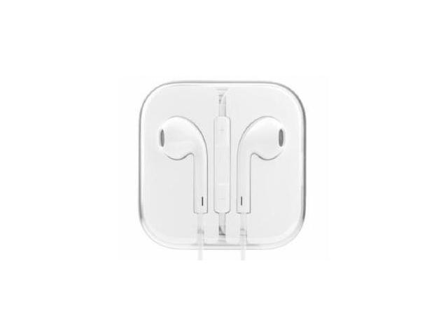 6fe6bc6ae74 Apple MD827LL/A OEM EarPods Headset with Remote and Mic (White)