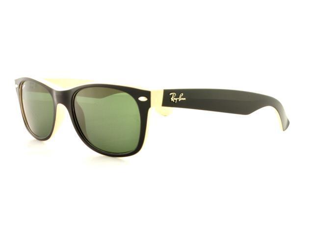 RAY BAN Sunglasses RB 2132 875 Black Beige 52MM - Newegg.com d0c23e126d0