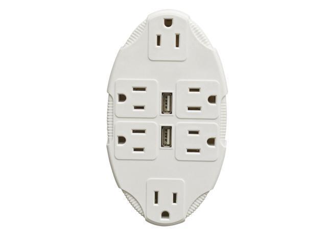 IdeaWorks USB Outlet Multiplier The Ideaworks USB Outlet Multiplier ...