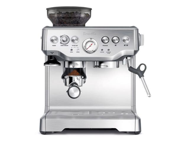 Breville Bes870 Xl Barista Express Espresso Machine by Breville