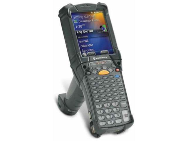 Zebra Symbol Mc9200 Series 53 Key Alphanumeric Handheld