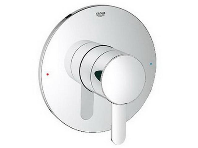 Grohe 19 880 Europlus 6.6 Gpm Single-Function Pressure