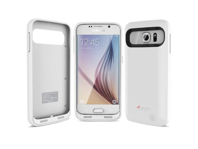 check out 2aff3 30ca6 Alpatronix BX410 For Samsung Galaxy S6 External Battery Backup Case Charger  Power Bank - Newegg.com
