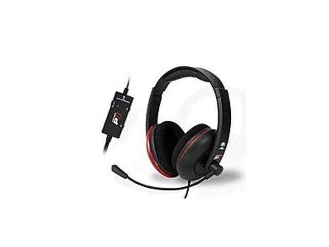 fac0d069868 Turtle Beach Ear Force TBS-2135-01 P11 Amplified Stereo Gaming Headset -  Binaural - 20-20000 Hz - Wired - Newegg.com
