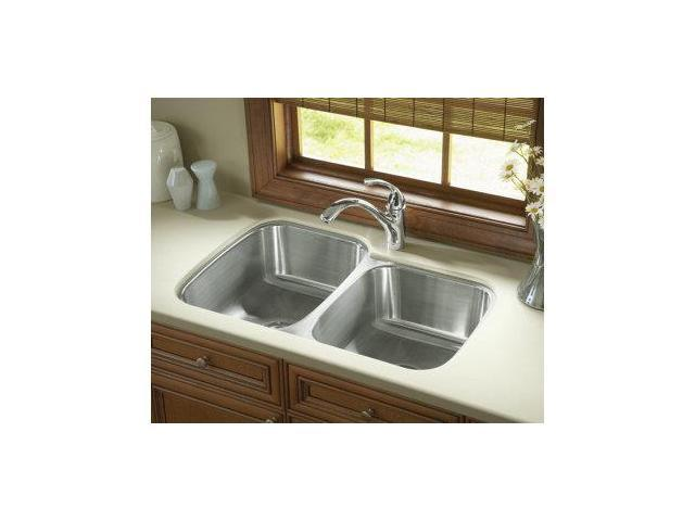 Sterling 11409-NA McAllister Undercounter Double-Basin ...