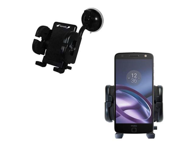 Windshield Holder compatible with the Motorola Moto Z Force - Newegg com