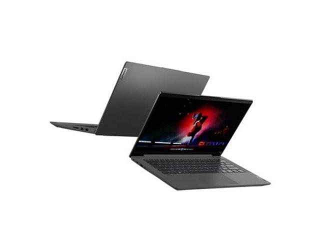 Lenovo Laptop IdeaPad 5 14IIL05 81YH000NUS Intel Core i5 10th Gen 1035G1 (1.00 GHz) 8 GB Memory 256 GB SSD Intel UHD ...