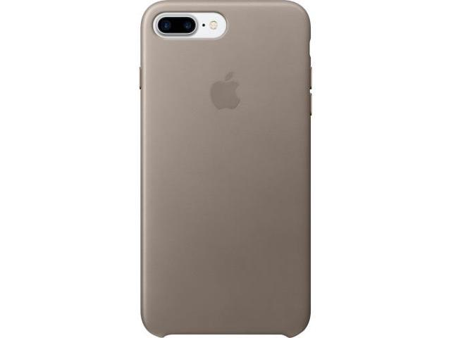 newest 14a96 18ac3 Apple iPhone 7 Leather Case - Taupe - iPhone 7 - Taupe - Leather,  MicroFiber - Newegg.com