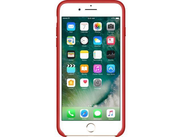 Apple store iphone 7 plus leather case
