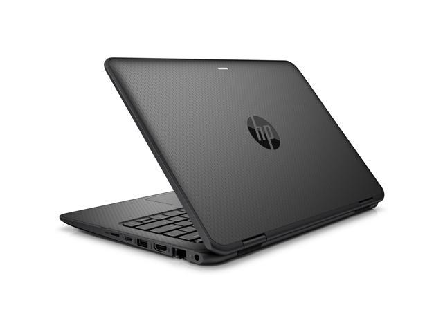 "HP ProBook x360 11 G1 EE (2NJ44UT#ABA) Intel Celeron N3450 (1.10 GHz) 4 GB Memory 64 GB eMMC SSD Intel HD Graphics 500 11.6"" Touchscreen 1366 x 768 Convertible 2-in-1 Laptop (K-12 Only) Windows 10 Pro"